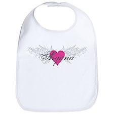 My Sweet Angel Aryana Bib