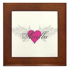 My Sweet Angel Ariella Framed Tile
