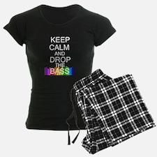 Keep Calm and Drop The Bass Pajamas