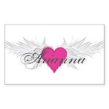 My Sweet Angel Arianna Decal