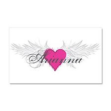 My Sweet Angel Arianna Car Magnet 20 x 12