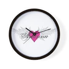 My Sweet Angel Arianna Wall Clock