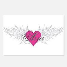 My Sweet Angel Aria Postcards (Package of 8)