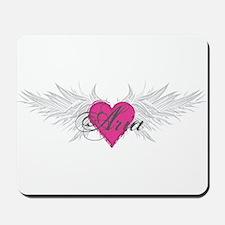 My Sweet Angel Aria Mousepad