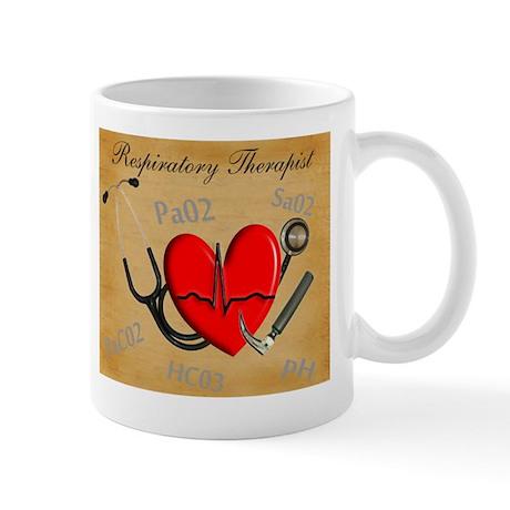 Respirartory Therapist Mugs
