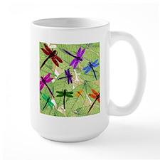 dragonflies Mugs