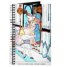 Oz Dorothy and Glinda Journal