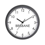 Brisbane world Basic Clocks