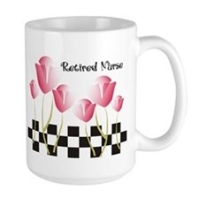 Retired Nurse A Mug