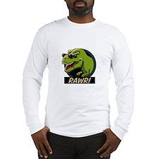 Rawr Dino! Long Sleeve T-Shirt