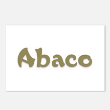 Abaco.png Postcards (Package of 8)