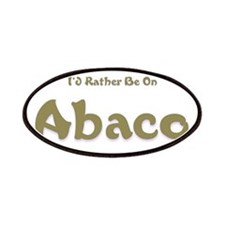 Id Rather Be...Abaco.png Patches