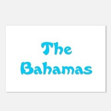 Bahamas.png Postcards (Package of 8)