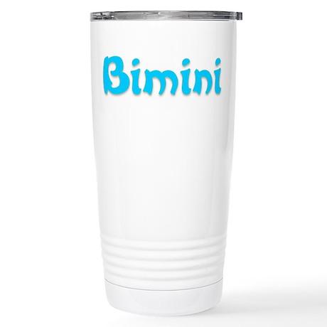 Bimini.png Stainless Steel Travel Mug