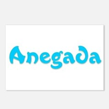 Anegada.png Postcards (Package of 8)