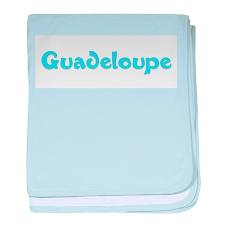 Guadeloupe.png baby blanket