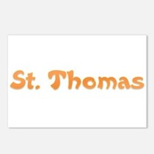 St. Thomas.png Postcards (Package of 8)