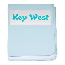 Key West.png baby blanket