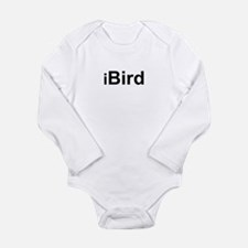 iBird.png Long Sleeve Infant Bodysuit