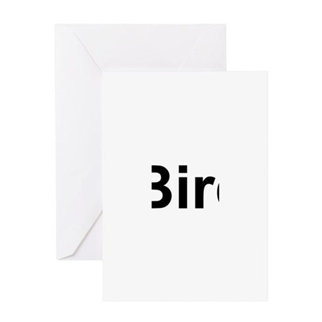 iBird.png Greeting Card