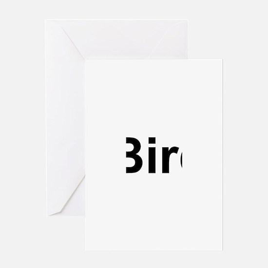 iBird.png Greeting Card