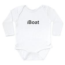iBoat.png Onesie Romper Suit