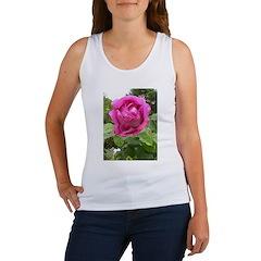 American Beauty Rose Women's Tank Top