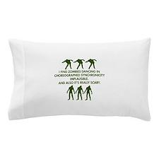 Big Bang Zombies Pillow Case