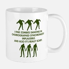 Big Bang Zombies Mug