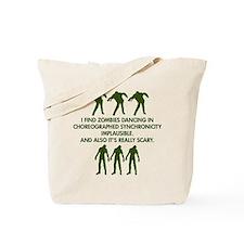 Big Bang Zombies Tote Bag