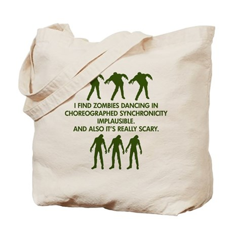 Big Bang Zombies Tote Bag