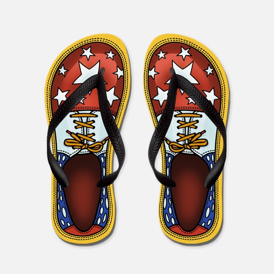 Clown Shoes II Flip Flops