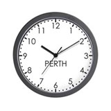 Perth Wall Clocks