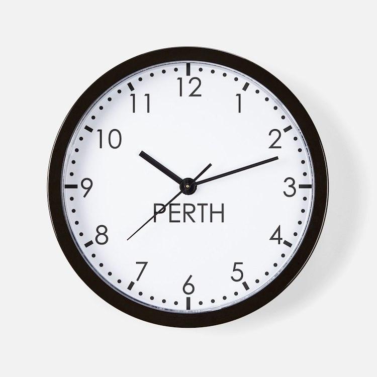 Perth Western Australia Clocks Perth Western Australia
