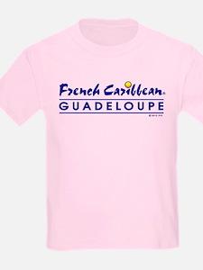 Guadeloupe Kid's T-Shirt / 3 Light Colors!