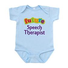 Future Speech Therapist Infant Bodysuit