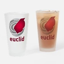 Euclid Space Telescope Drinking Glass