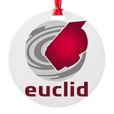 Euclid Space Telescope Ornament