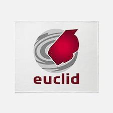 Euclid Space Telescope Throw Blanket