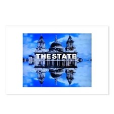 The State Postcards (Package of 8)