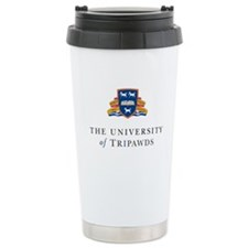 Tripawds University Travel Mug