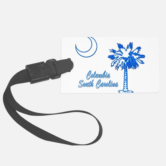Columbia 3 Luggage Tag