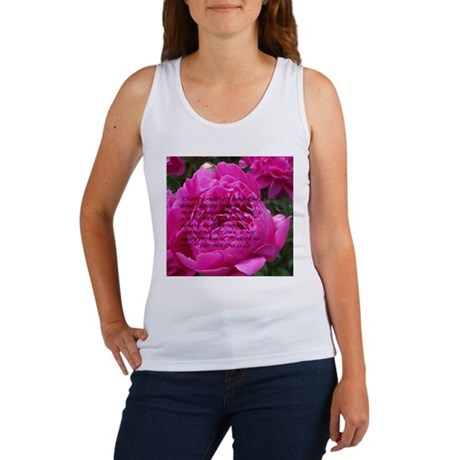 Charity Women's Tank Top