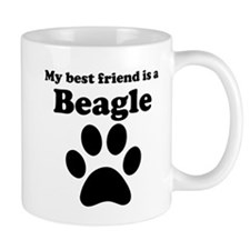 Beagle Best Friend Mug