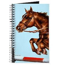 Jumping Horse Journal