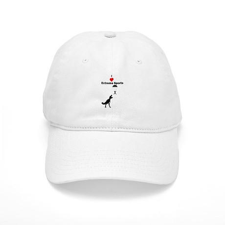 I Love Extreme Sports Cap