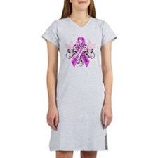 I Wear Pink for my Sister Women's Nightshirt