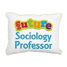 Future Sociology Professor Rectangular Canvas Pill