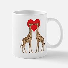 Giraffe Love Mug