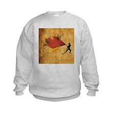"""Creative Rage"" Street Art Design Sweatshirt"